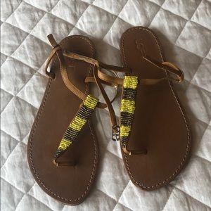 NWT Ann Taylor Loft sandals